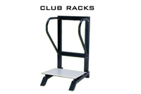 golf club rack