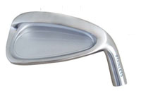 stainless steel golf iron